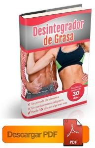 desintegrador de grasa